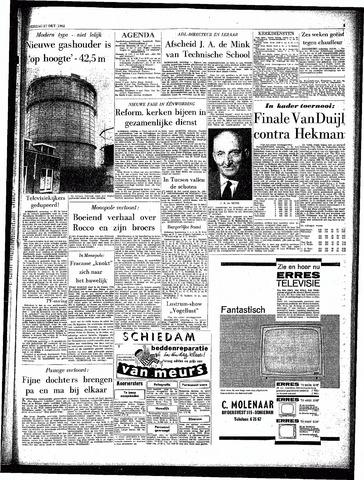 Rotterdamsch Parool / De Schiedammer 1962-10-27