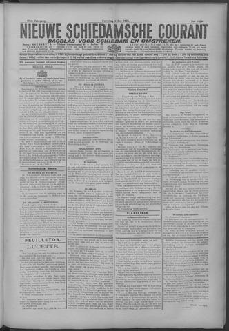 Nieuwe Schiedamsche Courant 1925-05-09