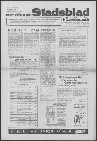 Het Nieuwe Stadsblad 1963-12-06