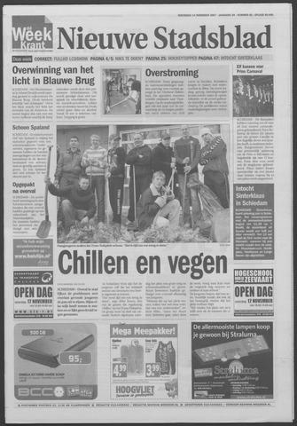 Het Nieuwe Stadsblad 2007-11-14