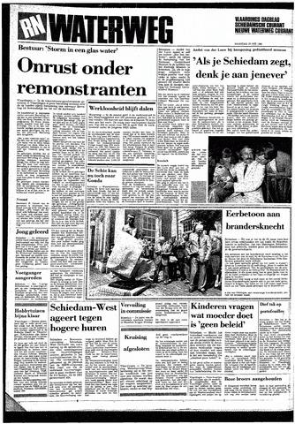 Rotterdamsch Nieuwsblad / Schiedamsche Courant / Rotterdams Dagblad / Waterweg / Algemeen Dagblad 1985-05-20