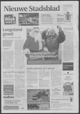 Het Nieuwe Stadsblad 2012-12-19