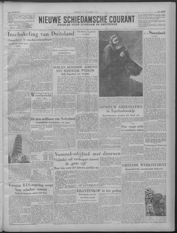 Nieuwe Schiedamsche Courant 1949-11-15