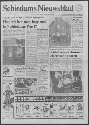 Schiedams Nieuwsblad 1979-11-28