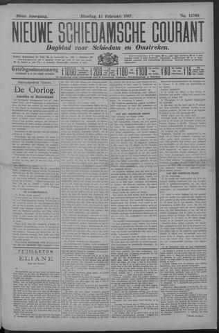 Nieuwe Schiedamsche Courant 1917-02-13