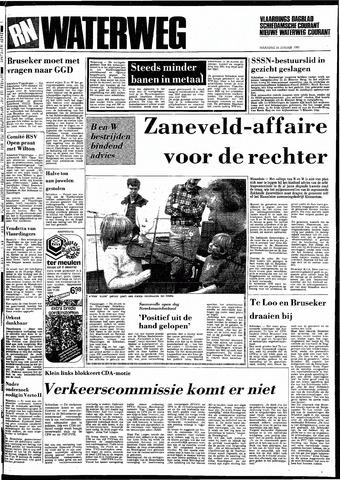 Rotterdamsch Nieuwsblad / Schiedamsche Courant / Rotterdams Dagblad / Waterweg / Algemeen Dagblad 1983-01-24
