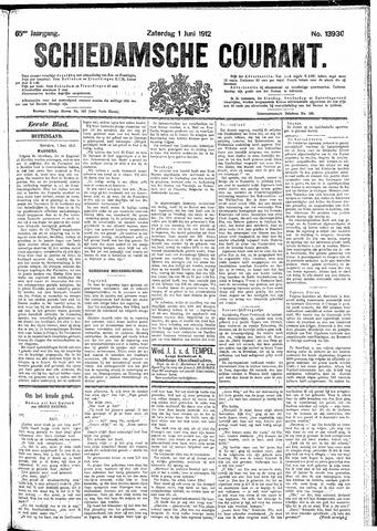 Schiedamsche Courant 1912-06-01
