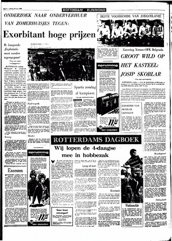 Rotterdamsch Parool / De Schiedammer 1966-07-29