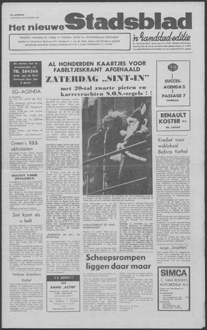 Het Nieuwe Stadsblad 1969-11-19