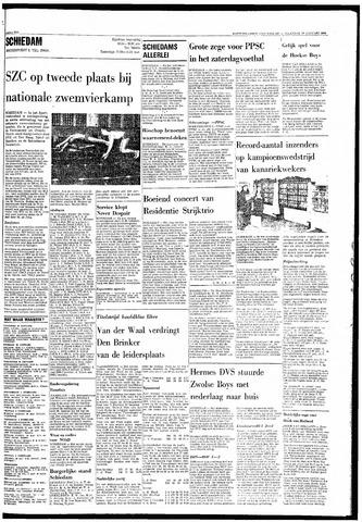 Rotterdamsch Nieuwsblad / Schiedamsche Courant / Rotterdams Dagblad / Waterweg / Algemeen Dagblad 1968-01-29