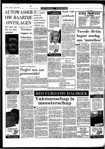 Rotterdamsch Parool / De Schiedammer 1966-08-05