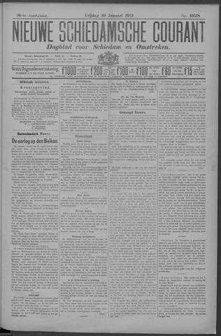 Nieuwe Schiedamsche Courant 1913-01-10