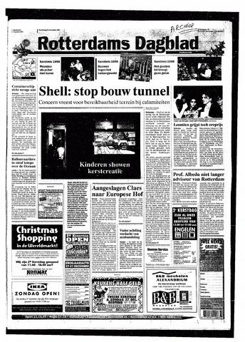 Rotterdamsch Nieuwsblad / Schiedamsche Courant / Rotterdams Dagblad / Waterweg / Algemeen Dagblad 1998-12-24
