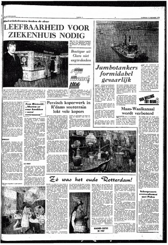Trouw / De Rotterdammer 1970-12-12