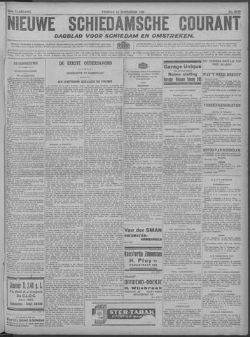 Nieuwe Schiedamsche Courant 1929-11-15