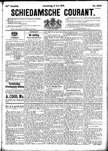 Schiedamsche Courant 1916-06-08