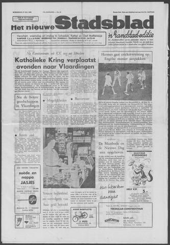 Het Nieuwe Stadsblad 1966-07-27