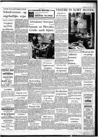 Rotterdamsch Parool / De Schiedammer 1964-06-11