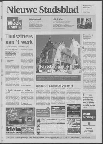 Het Nieuwe Stadsblad 2011-05-11