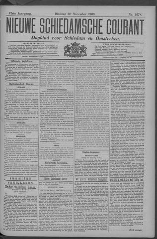 Nieuwe Schiedamsche Courant 1909-11-30
