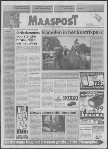 Maaspost / Maasstad / Maasstad Pers 1995-06-21