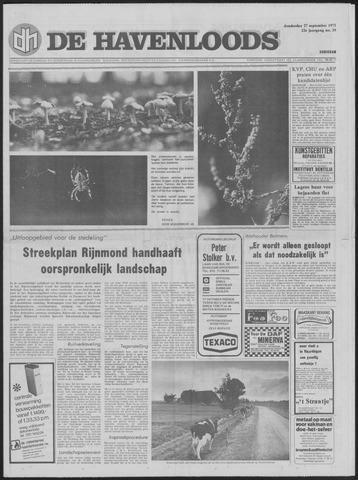 De Havenloods 1973-09-27