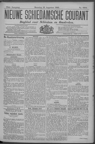 Nieuwe Schiedamsche Courant 1909-08-16