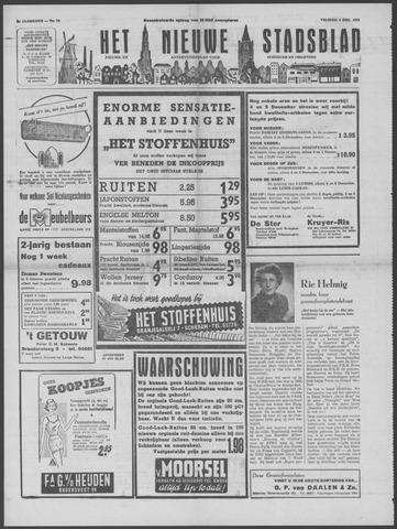 Het Nieuwe Stadsblad 1953-12-04