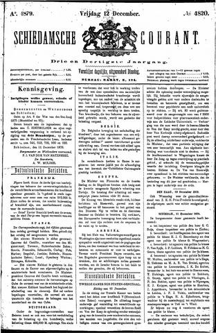 Schiedamsche Courant 1879-12-12