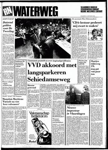 Rotterdamsch Nieuwsblad / Schiedamsche Courant / Rotterdams Dagblad / Waterweg / Algemeen Dagblad 1983-09-14
