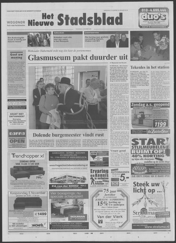Het Nieuwe Stadsblad 2005-11-02
