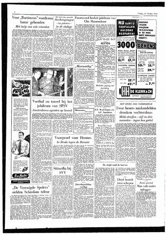 Rotterdamsch Parool / De Schiedammer 1955-10-21