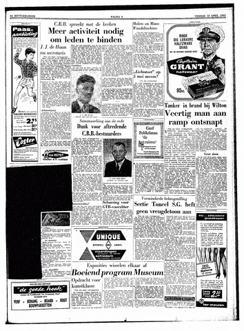 Trouw / De Rotterdammer 1962-04-13
