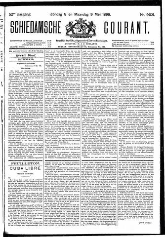 Schiedamsche Courant 1898-05-09
