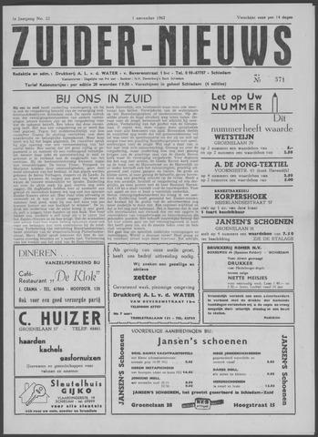 Zuider Nieuws 1962-11-01