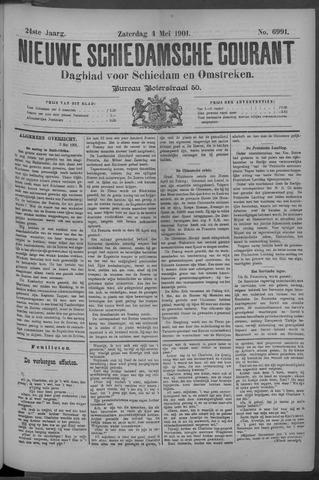 Nieuwe Schiedamsche Courant 1901-05-04