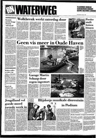 Rotterdamsch Nieuwsblad / Schiedamsche Courant / Rotterdams Dagblad / Waterweg / Algemeen Dagblad 1987-07-20