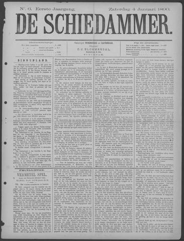 De Schiedammer 1890-01-04