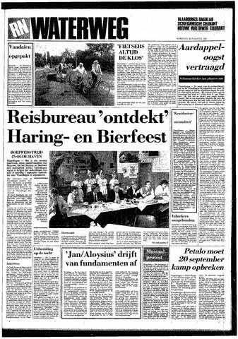 Rotterdamsch Nieuwsblad / Schiedamsche Courant / Rotterdams Dagblad / Waterweg / Algemeen Dagblad 1985-08-28