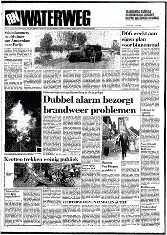 Rotterdamsch Nieuwsblad / Schiedamsche Courant / Rotterdams Dagblad / Waterweg / Algemeen Dagblad 1987-06-01