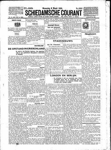 Schiedamsche Courant 1935-03-06