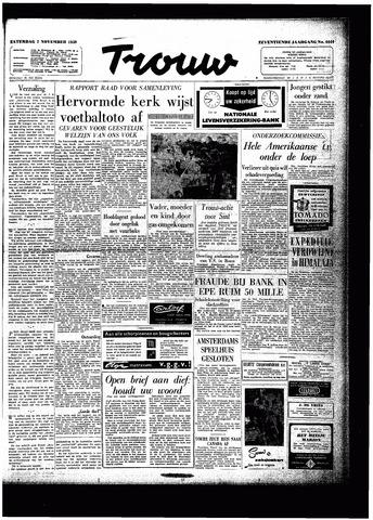 Trouw / De Rotterdammer 1959-11-07