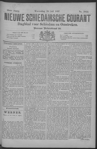 Nieuwe Schiedamsche Courant 1897-07-28