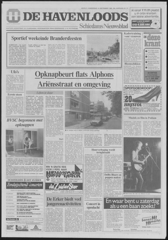 De Havenloods 1989-09-14