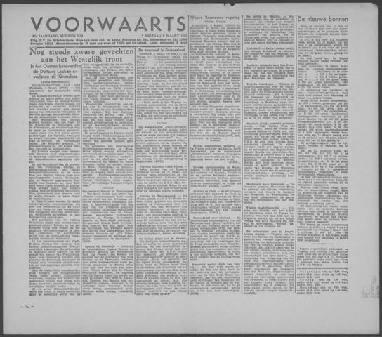 Voorwaarts 1945-03-09