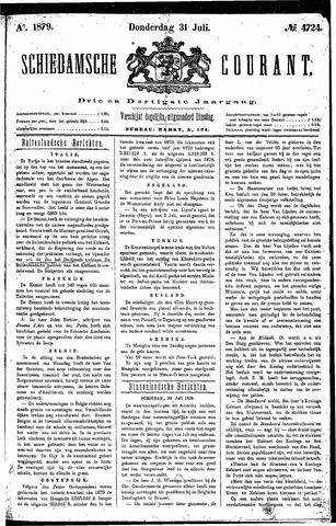 Schiedamsche Courant 1879-07-31