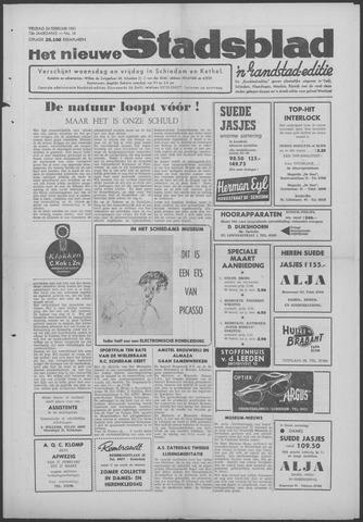 Het Nieuwe Stadsblad 1961-02-24