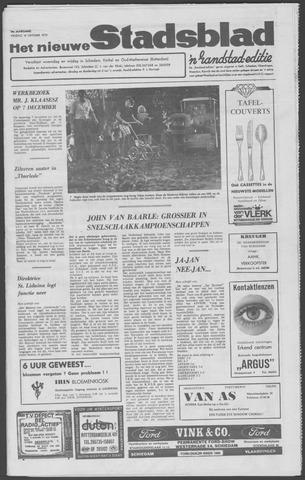 Het Nieuwe Stadsblad 1970-10-16