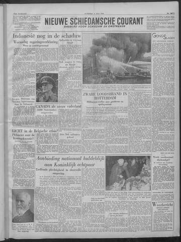 Nieuwe Schiedamsche Courant 1949-07-09