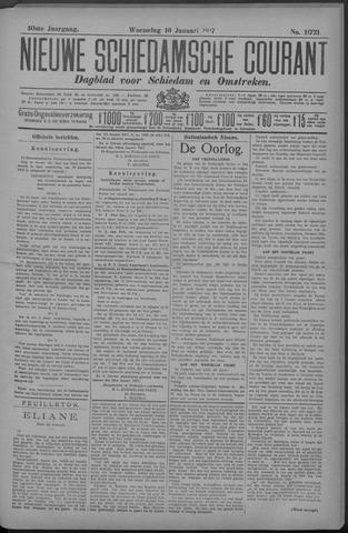 Nieuwe Schiedamsche Courant 1917-01-10